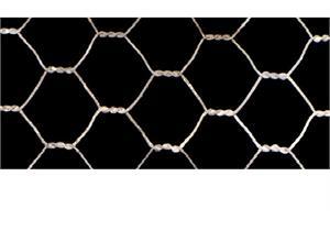 Sechseckdrahtgeflecht verzinkt 500 x 13 x 0,7mm