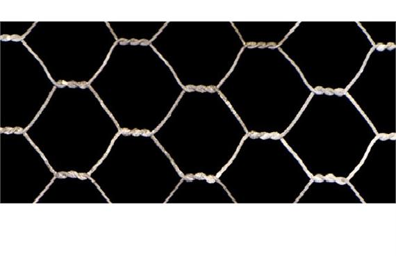 Sechseckdrahtgeflecht verzinkt Forta 1500 x 50/25 x 1mm