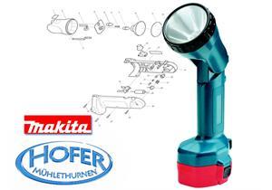 Stablampe Makita ML 140 14.4V