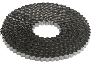Stahlwellenband geschärft blank 18 x 1mm 3540g 25m + Zeit vom ablängen