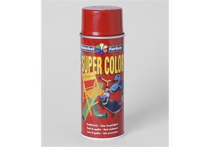Super-Color Kunstharzspray schwarz matt + Fr. -.72 VOC Taxe