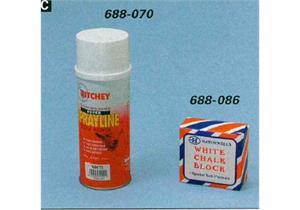 Super WEISS Spray 400ml für das Abdecken von Flecken oder unschönen Partien im Fell