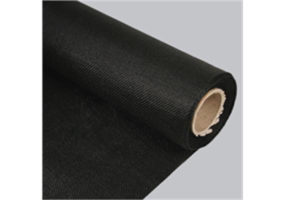 SYTEC Geotextilgewebe Typ SG 30/30 Breite 5,25m schwarz