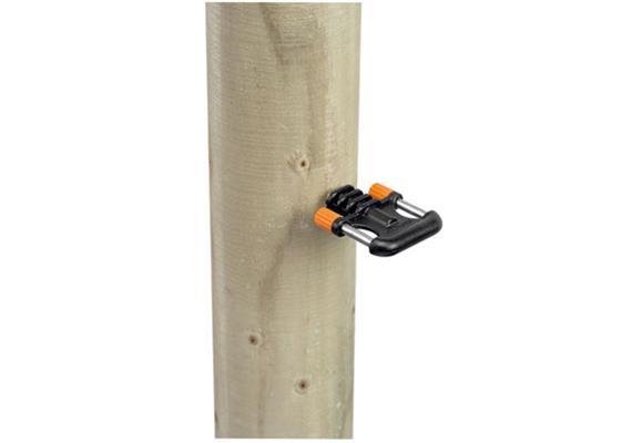 Torgriffisolator mit Holzgewinde Gallagher 5Stk.