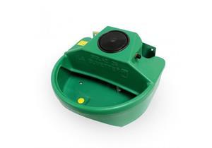 Tränketrog BIGLAC 25 Liter, inkl. Befestigungsplatte, Hochdruck-Düse und Schwimmer