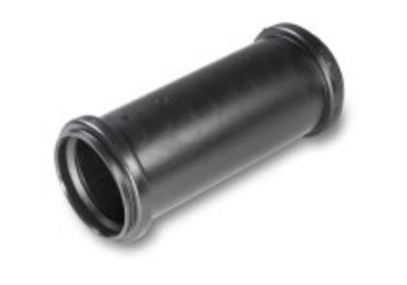 Ueberschiebemuffen HDPE S12,5 Ø 125mm für Rohrlängen bis 10m