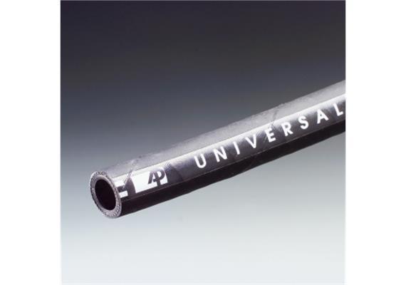 Universalschlauch NBR schwarz Ø 10 x 18mm 30bar bei + 20°C E -25 bis 100°