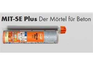 Verbundmörtel Epoxyacrylat MUNGO MIT SE-Plus 300, 280ml inkl. 2 Mischern