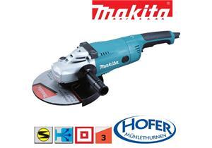 Winkelschleifer Makita GA9020RF Ø 230mm 230V 2200 Watt 6.4kg AKTION + 2 Diamantblätter